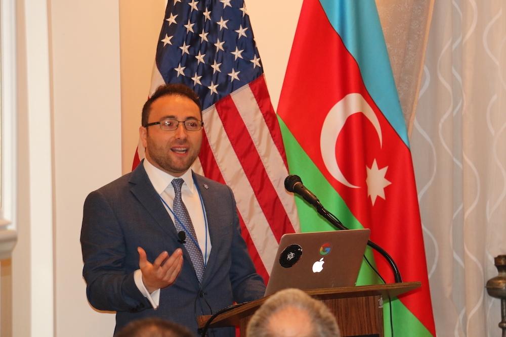 Azərbaycan-Amerikan Tibb Assosiasiyası Vaşinqtonda konfrans keçirib