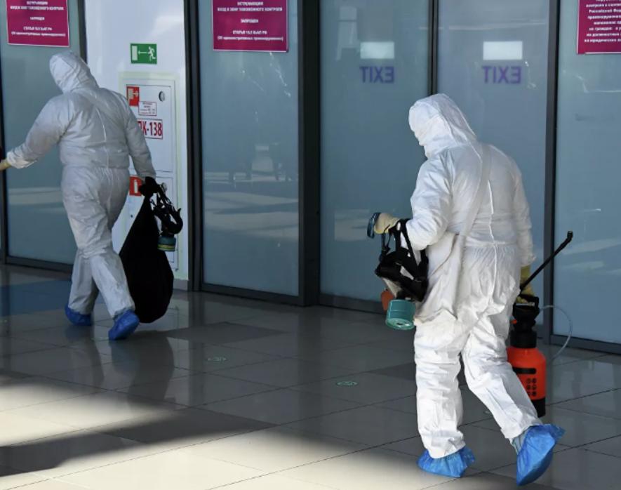 Moskvada koronavirusdan ölənlərin sayı 1 358 nəfərə çadı