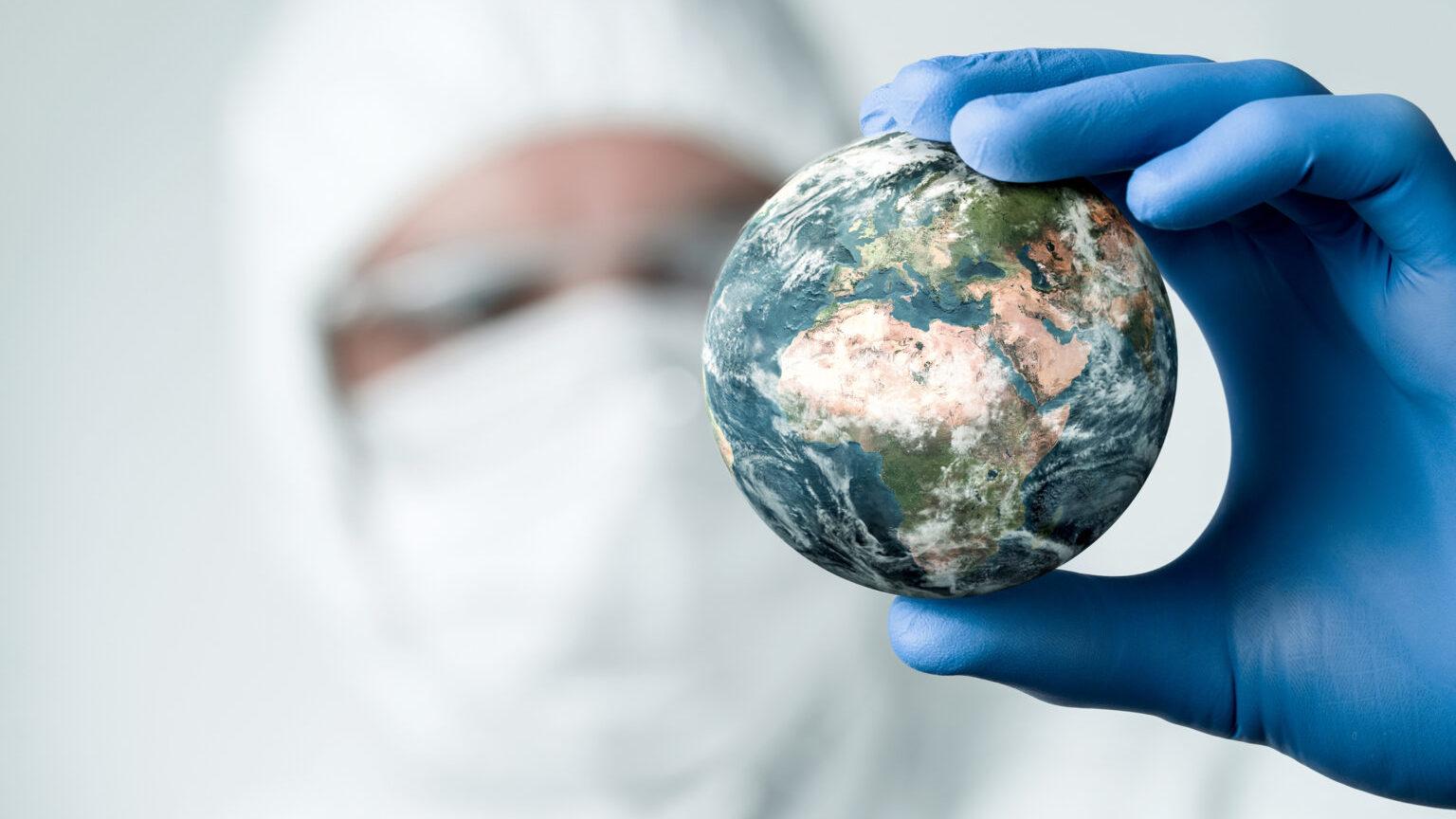 Dünyada virusa yoluxma statistikası: 95 milyona çatır
