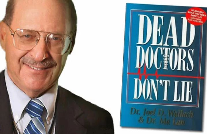 """İnsanlar vitamin-mineral çatışmazlığından ölür   -  """"Ölən həkimlər yalan danışmaz""""  kitabından DƏHŞƏTLƏR"""