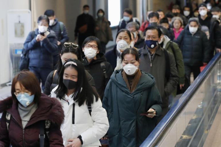 Çində 1 750 aktiv koronavirus xəstəsi var