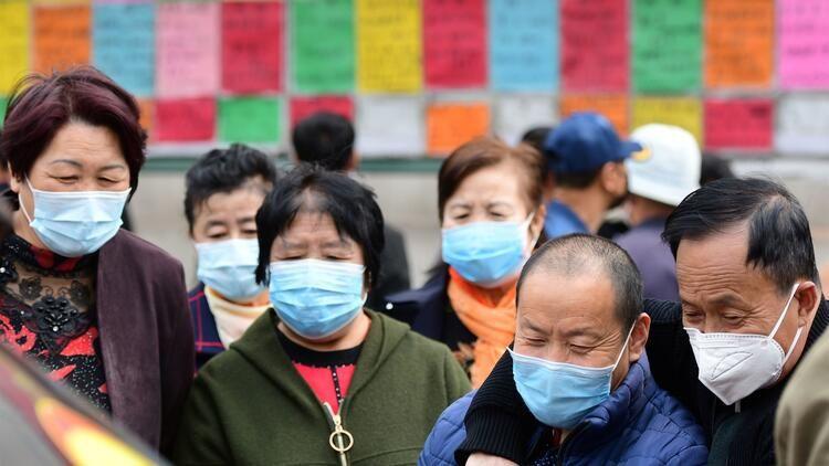 Çində yoluxma sayı 90 386-a çatdı