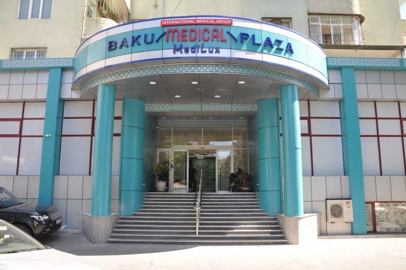 """Dünyanın ən bahalı dərmanı -  """"Baku Medical Plaza""""da"""