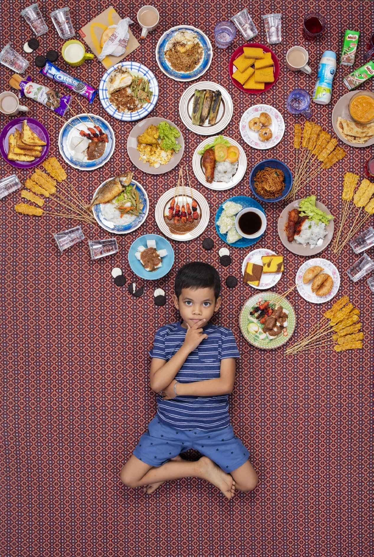 Uşaqların qaraciyərinə zərər verən    Qidalar
