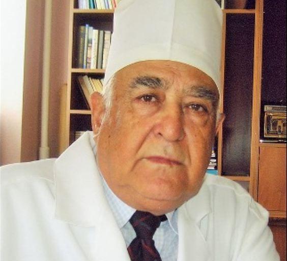 Azərbaycanlı professor cərrah Ukraynada vəfat etdi