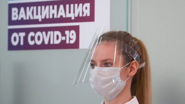 Rusiyada kovid vaksini olunanlar arasında yoluxma artır -  Ekspertlər səbəbi açıqladı