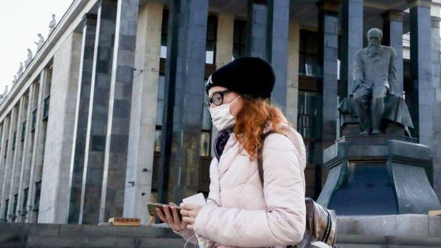Rusiyada koronavirusa yoluxmada kəskin artım