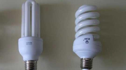 Bu işıq lampaları sağlamlıq üçün təhlükəlidir   - İçində civə var