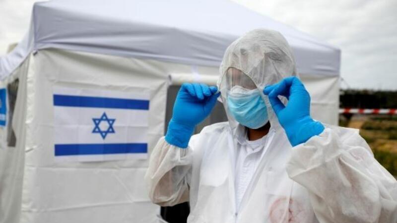 İsrail yenidən maska rejiminə qayıtdı