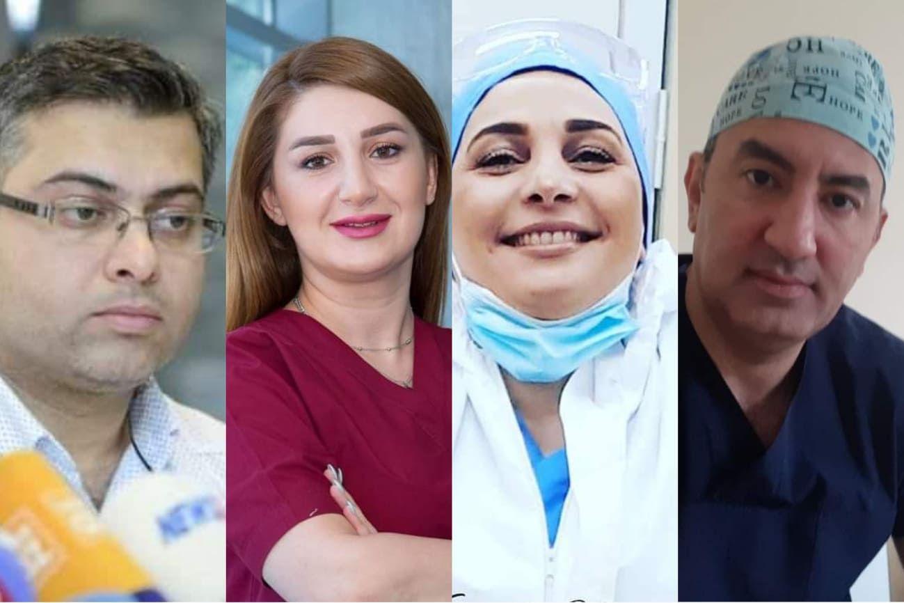 """Tanınmış həkimlər səhiyyəni yıxıb-sürüdülər:    """"Vecsizlik, haqsızlıq gördük..."""""""