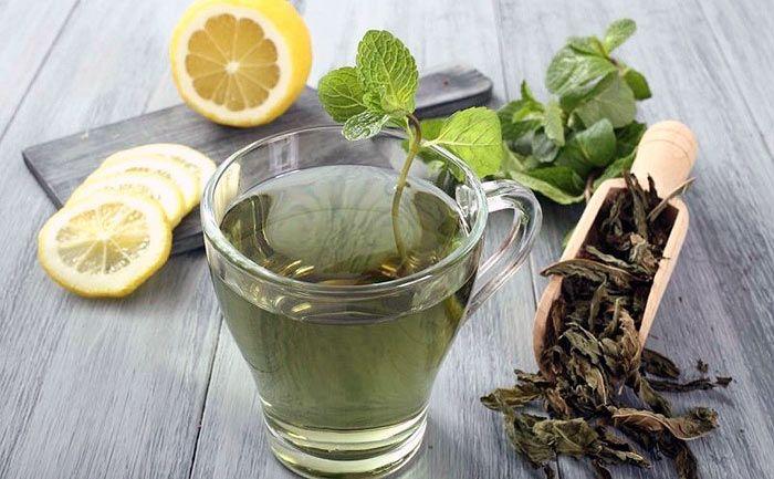 Ürəyi gücləndirən çay və bitkilər