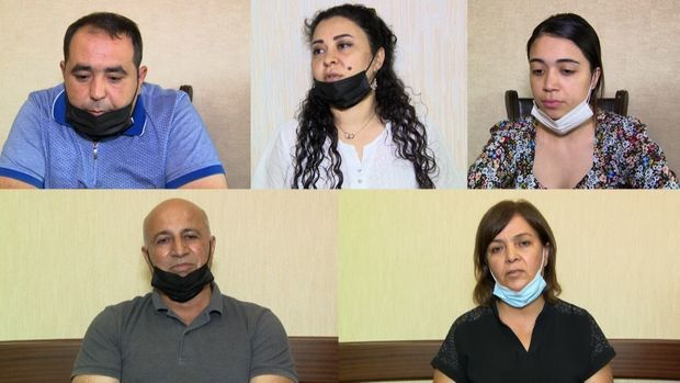 Azərbaycanda saxta COVID pasportu satan tibb işçiləri     SAXLANILDI