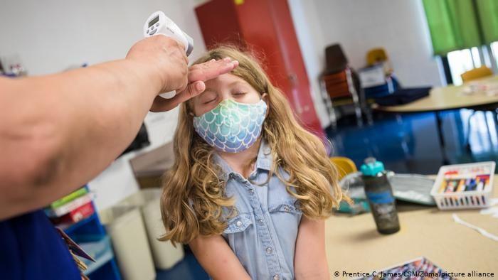 Uşaqlar arasında COVID-19-a yoluxmada kəskin artım