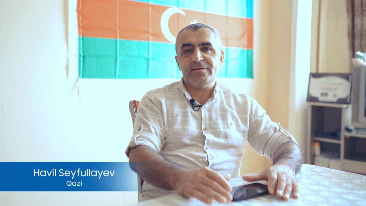 Türkiyədə müalicə alan qazimiz sağalaraq geri döndü -  VİDEO