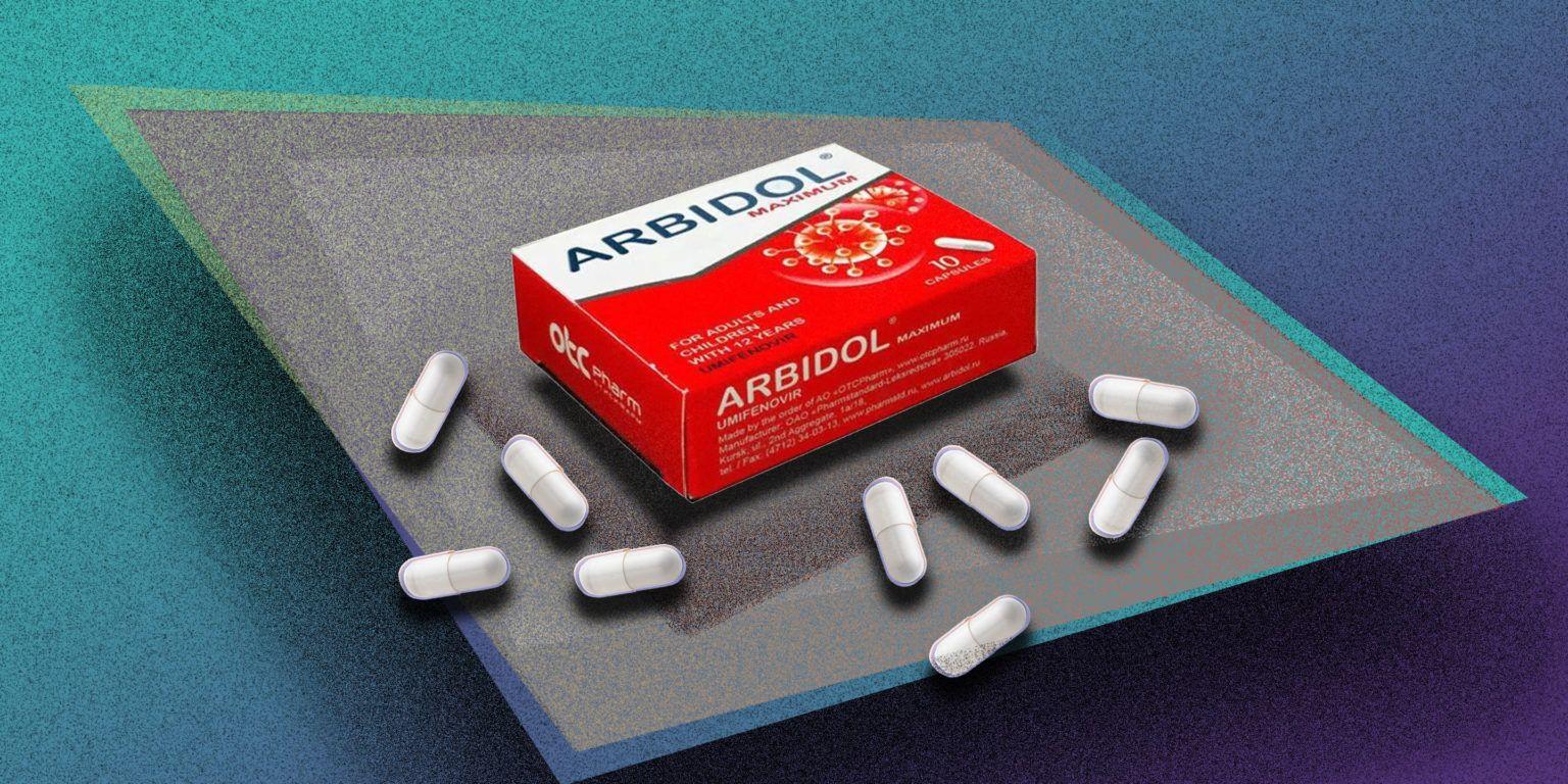 Arbidol kovidin müalicə sxemindən çıxarıldı  – Təsir etmir