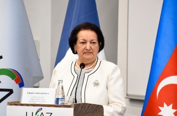 Keçmiş ombudsman Elmira Süleymanova   - Koronavirusa yoluxdu