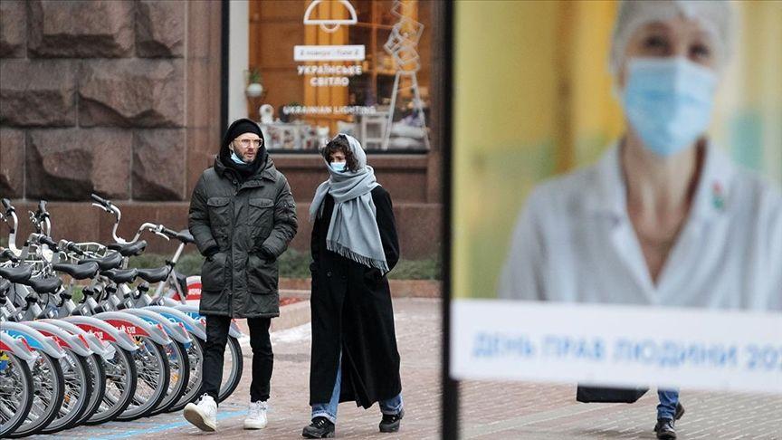 Ukraynada koronavirusdan rekord ölüm