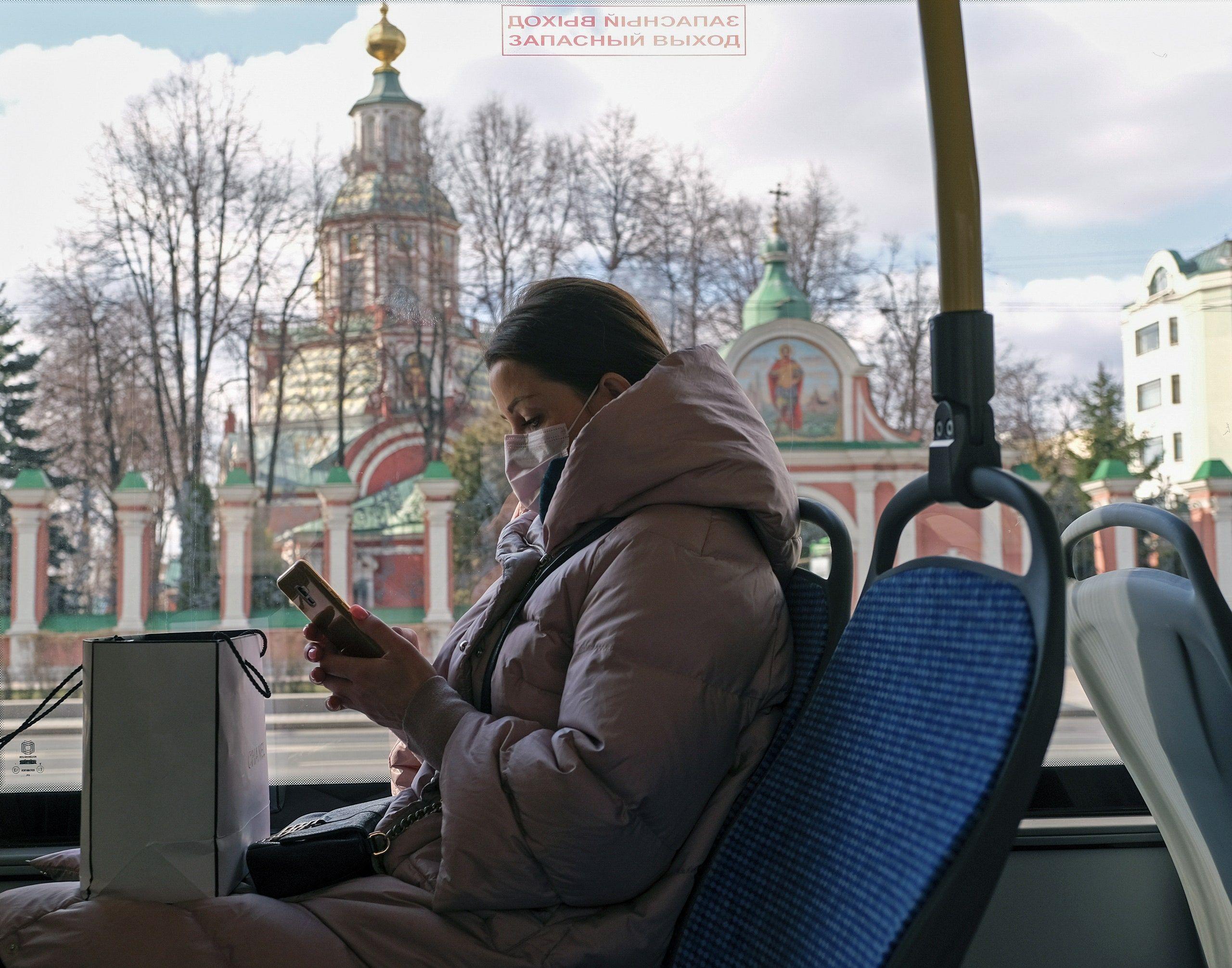 Rusiyada yoluxma sayında yeni  REKORD