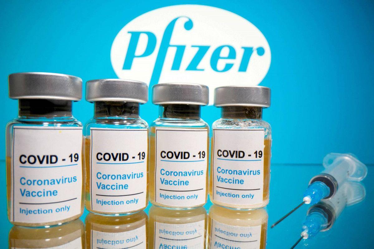 Azərbaycana 99 min doza Pfizer vaksini gətiriləcək