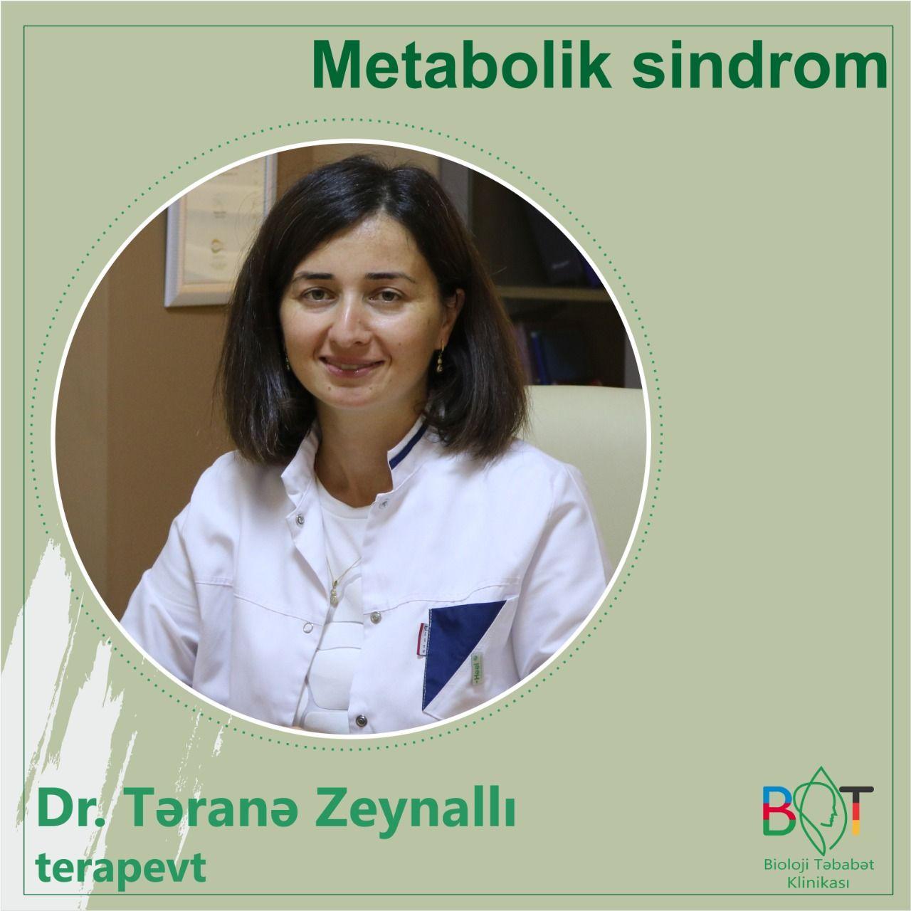 Metabolik sindrom nədir   - Kimlərdə yaranır?