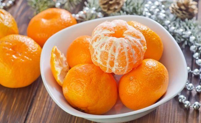 Kimlərə mandarin yemək olmaz?