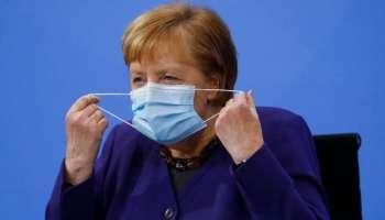 Merkel peyvənd olundu