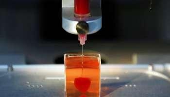 İsraildə 3D printerdə canlı ürək çap edildi  – Tibdə ilk