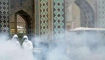 İranda koronavirusdan ölüm halları 38 faiz artıb