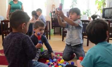 İşarət dili ilə danışan uşaqlar… -  VİDEO