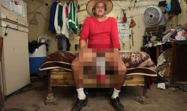 - Qadınlar onu tərk edir…/FOTO Ən böyük cinsiyyət orqanına sahib olan kişi