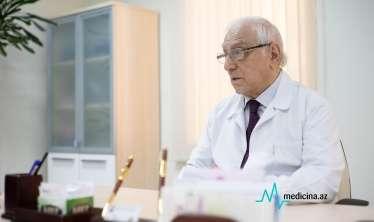 """Epilepsiyanı yaradan səbəblər- """"İrsi yolla da keçir""""  - Professor Şərif Mahalovla MÜSAHİBƏ"""