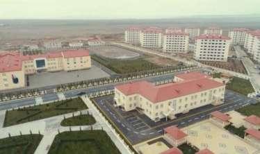 Abşeron rayon mərkəzi  xəstəxanası üçün yeni bina tikilir
