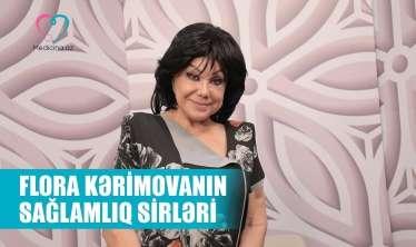 4 dəfə mikroinsult keçirən Flora Kərimovanın sağlamlıq sirri –  Sidik çox dərdin dərmanıdı - VİDEO