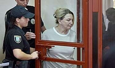 Ukraynanın keçmiş Səhiyyə naziri həbs edildi