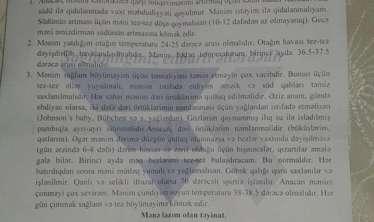 Bakıda özəl klinikanın doğum şöbəsinə etiraz  -  Körpəyə konkret süni qida yazılır- FOTO
