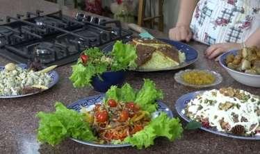 Bayram süfrəniz üçün isti yemək, salat, plov –  RESEPTLƏR-VİDEO