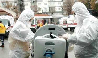 Türkiyədə daha 23 nəfər koronavirusdan öldü