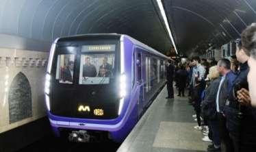 Bakı metrosunda ciddi sıxlıq yarandı
