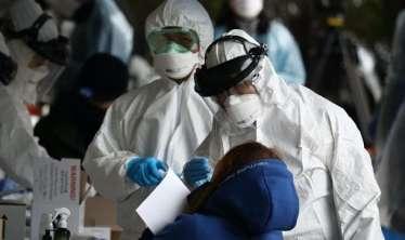 Dünyada koronavirusa yoluxanları sayı sürətlə artır - Daha 72,8 min nəfər
