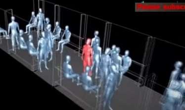 Koronavirus metroda belə yayılır   - Bir nəfər vaqonun yarısını yoluxdurur - VİDEO