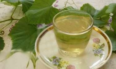 Üzüm yarpaqlarından çayın 5 FAYDASI