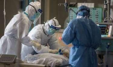 Koronavirusa inananlar, inanmayanlar üçün  -   Bakıdakı xəstəxanadan görüntülər - VİDEO