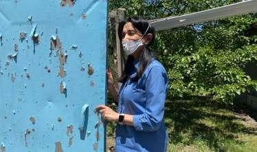 Ermənistan Tovuzun Mərkəzi Xəstəxanasını hədəf aldı