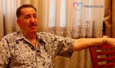 """""""Xərçəng adam öldürmür, məndə 7 növ xərçəng var""""   - Məşhur həkim - VİDEO"""