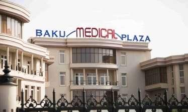 """""""Baku Medical Plaza""""da həkim qarət edildi  - FOTO"""