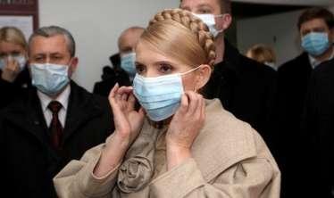 Koronavirusa yoluxmuş Timoşenko aparata qoşuldu