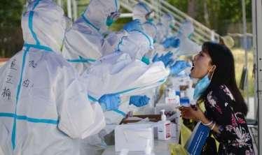 Çində 171 aktiv koronavirus xəstəsi var