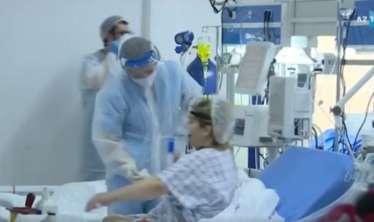 Xəstələr gələndə dilləri söz tutmur, ölüm qorxusu olur  - Bakıda koronavirus xəstəxanasından VİDEO