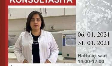Bakıda ödənişsiz genetik konsultasiya - DİQQƏT