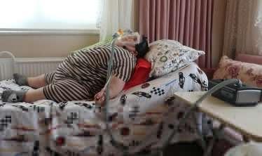 """5 yaşlı uşaq 90 kiloya çatdı:  """"Qarşısını ala bilmirik"""" - VİDEO-FOTO"""